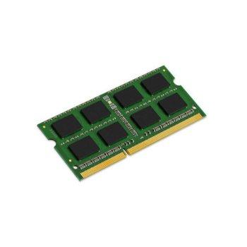 Памет 2GB DDR3 1600MHz, SODIMM, Kingston KVR16S11S6/2, 1.5V image
