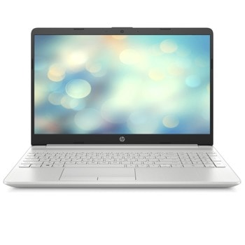 "Лаптоп HP 15-dw3005nu (43R47EA), четириядрен Tiger Lake Intel Core i3-1125G4 3.7 GHz, 15.6"" (39.62 cm) Full HD Anti-Glare Display, (HDMI), 8GB DDR4, 512GB SSD, 1x USB 3.1 Type-C, Free DOS, 1.75kg, БДС клавиатура image"