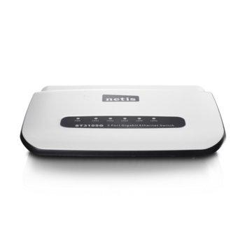 Суич Netis ST-3105G, 1000Mbps, 5 ports image