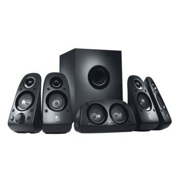 5+1 Logitech Surround Z506 product