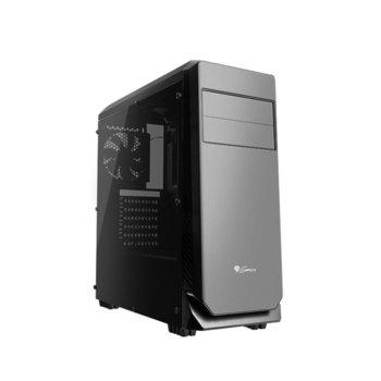 Кутия Genesis Titan 550, ATX, Micro-ATX, Mini-ITX, 1x USB 3.0, 2x USB 2.0, прозорец, черна, без захранване image