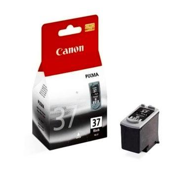 ГЛАВА CANON PIXMA iP 1800/2500 - Black ink cartridge - P№ 2145B001/ PG-37 - заб.: 11ml. image