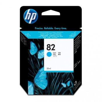 ГЛАВА HEWLETT PACKARD HP Designjet 500/500 Plus/500PS, HP Designjet 510 Printer series - Cyan - P№ CH566A - заб.: 28ml image