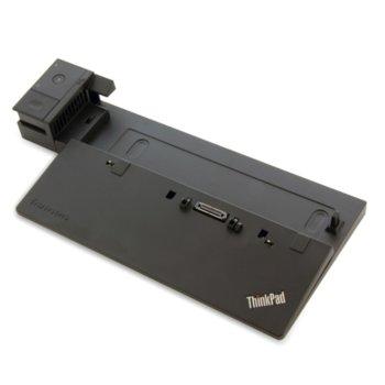 Докинг станция Lenovo Docking Station (40A10065EU) 65W, USB, DVI, DisplayPort, Stereo/Mic, Gigabit Ethernet image