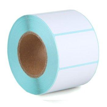 Етикети за принтери 71200, 50x25mm, 1000 бр, бели image