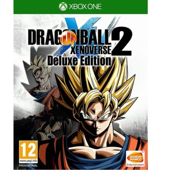 Dragon Ball Xenoverse 2 Delux product