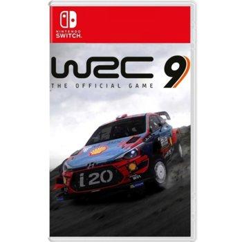 Игра за конзола WRC 9, за Nintendo Switch image