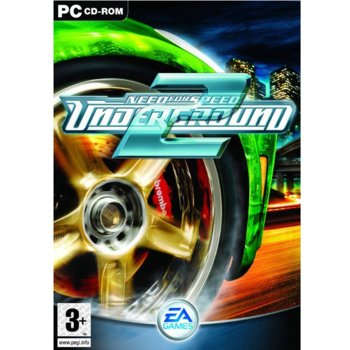 Need for Speed: Underground 2 product