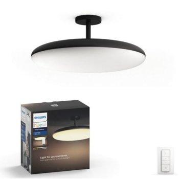LED таванна лампа Philips Hue 40969/30/P7, 204W, 24V, 3000 lm, ZigBee Light Link, черна image