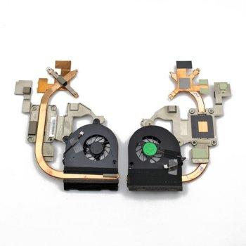 Вентилатор за лаптоп, съвместим с Acer Aspire 5552G eMachines E642G Packard Bell EasyNote TK81 image