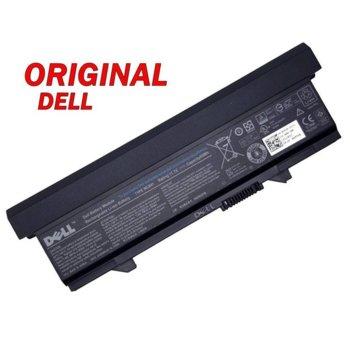 Батерия (оригинална) за лаптоп DELL Latitude E5400/5410/5500,E5510, KM752, RM656, 9-cell, 11.1V, 7700mAh, 85Wh image