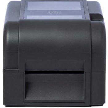 Етикетен принтер Brother TD-4420TN, Резолюция (203 x 203), 64MB Flash, 128MB SDRAM, USB 2.0, Ethernet LAN image