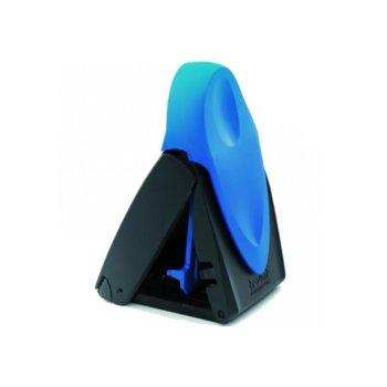 Печат Trodat 9440 син, Ф40 mm, кръгъл image