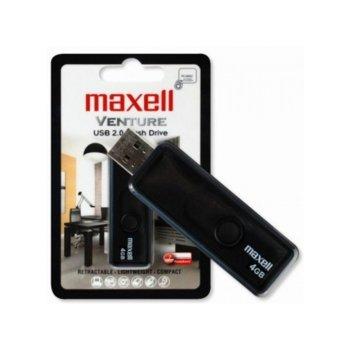 Памет 4GB USB Flash, MAXELL Venture image