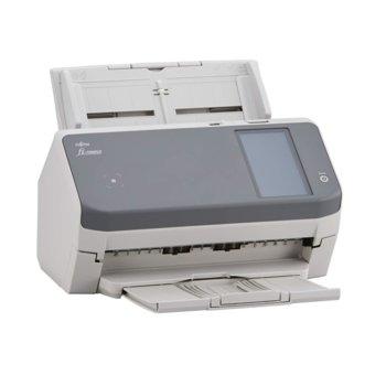 Скенер Fujitsu fi-7300NX, документен скенер, Duplex, до 60ppm, 300dpi, до A4, ADF, USB, WLAN image