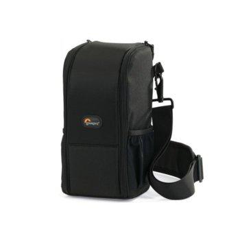 Калъф за обектив, Lowepro S&F Lens Exchange Case 200 AW, черен image