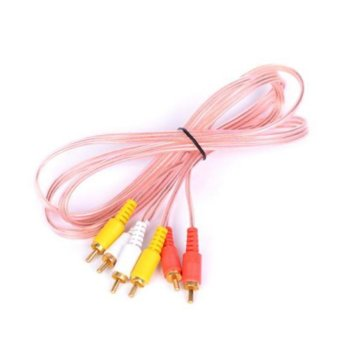 Royal CABLE-3RCA / 150 HQ Silicone 21014415 product