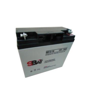 Акумулаторна батерия Eaton SBat, 12-18, 12V, 18Ah image