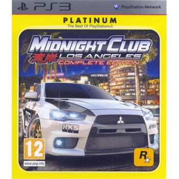 Midnight Club LA Complete Edition (Platinum) product