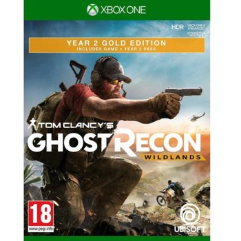 TC Ghost Recon: Wildlands Year 2 Gold Xbox One product