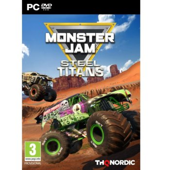 Игра Monster Jam Steel Titans, за PC image