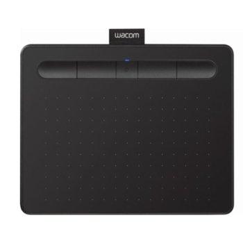 Графичен таблет Wacom Intuos S Bluetooth (черен)(CTL-4100WLK-N) image