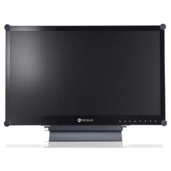 """Монитор AG NEOVO X-22E, 21.5""""(54.61 cm), Full HD, VGA, HDMI, DVI-D, DisplayPort, черен image"""