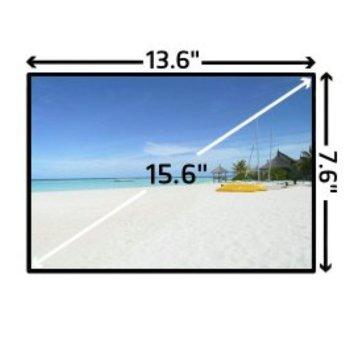 """Матрица за лаптоп LG LP156WF6-SPB5, 15.6"""" (39.60cm) Full HD, 1920 x 1080, матов, IPS image"""