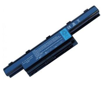 Батерия (заместител) за лаптоп Acer, съвместима със серия Aspire 4253 4741 4750 4771 5250 5560 5750 7750 AS10D31 - 6 cell 10.8V 5200mAh image