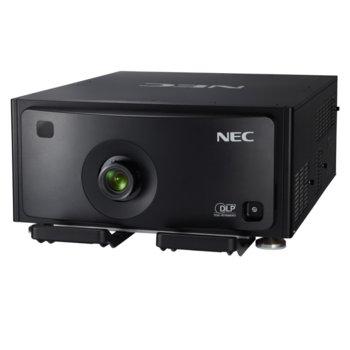 Проектор NEC PH1202HL, 3DLP, Full HD(1920x1080), 10000:1, 12000 lm, VGA, HDMI, DisplayPort, RS232, BNC, USB, HDBaseT, LAN image
