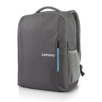"""Раница за лаптоп Lenovo B515, до 15.6""""(39.62 cm), сива image"""