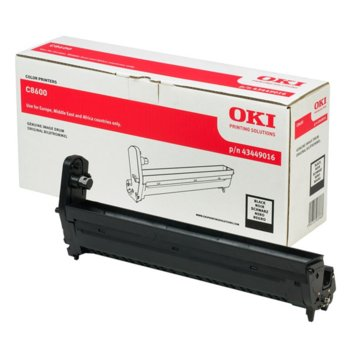 КАСЕТА ЗА OKI C 8600/8800 - Black Drum product