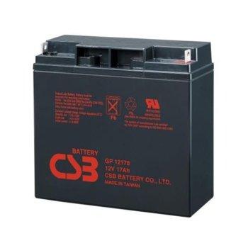 Акумулаторна батерия CSB, 12V, 17Ah product