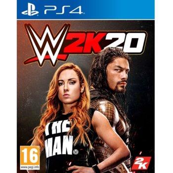 Игра за конзола WWE 2K20, за PS4 image