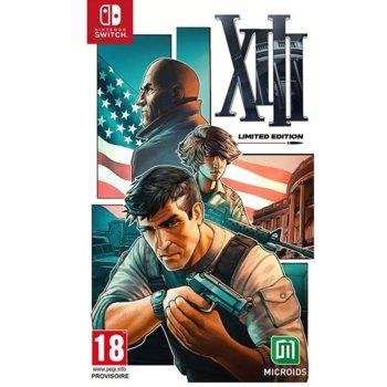 Игра за конзола XIII - Limited Edition, за Nintendo Switch image