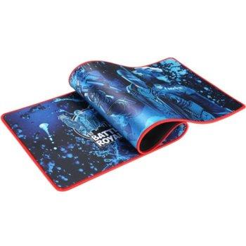 Подложка за мишка Marvo Gaming Mousepad G35 - Size-XL, гейминг, син, 920 x 294 x 3mm image