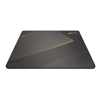 Подложка за мишка Xtrfy GP1 Large, гейминг, сива, 460 x 400 x 4 mm image