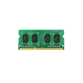 Памет 4GB Synology RAM1600DDR3-4G, SO-DIMM, DDR4, 1066MHz, 1.5V, за Synology NAS сториджи DS2015xs, DS2415+, DS1815+, DS1515+, DS1817, RS2416+/RS2416RP+, RS815+/RS815RP+ image