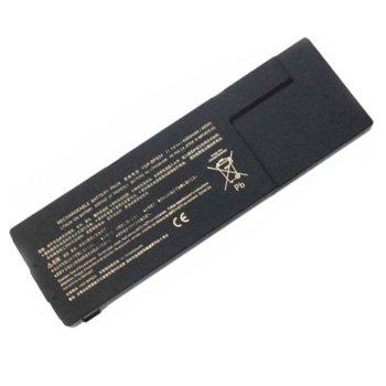 Батерия (заместител) за лаптоп SONY, съвместител със серия Vaio VPCSA VPCSB VPCSE VPCSD VGP-BPL24 VGP-BPS24 - 6 cell 11.1V 4400mAh image