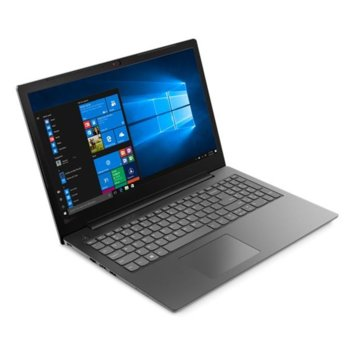 "Лаптоп Lenovo V130-15IKB (81HN00N6BM8GB)(сив), двуядрен Kaby Lake Intel Core i3-7020U 2.30 GHz, 15.6"" (39.62 cm) Full HD Anti-Glare Display, (HDMI), 8GB DDR4, 256GB SSD, 1x USB 3.0, Free DOS, 1.85 kg image"