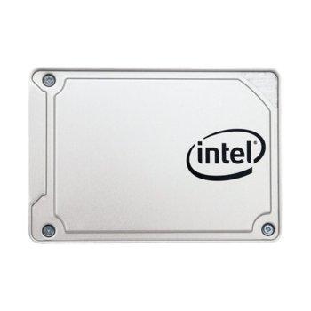 """Памет SSD 480GB Intel D3-S4610 Series, SATA 6Gb/s, 2.5"""" (6.35 cm), скорост на четене 560MB/s, скорост на запис 510MB/s image"""