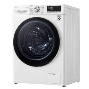 Перална машина LG F4WV710S2E, A, 10,5 kg капацитет, 1400 оборота, 14 програми, свободностояща, 60 см ширина, LG Steam, бял image