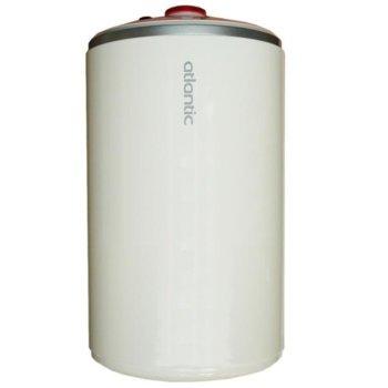 Електрически бойлер Atlantic O´Pro, 10л, под мивка, 2 kW, емайлирано покритие, енергиен клас B, 45.6 x 25.5 x 26.2 cm image