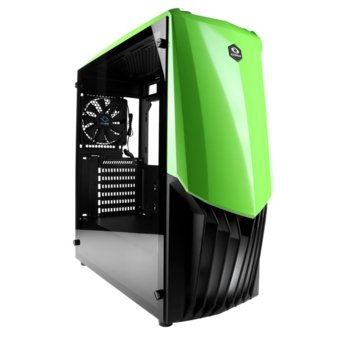 Raidmax GAMA Green product