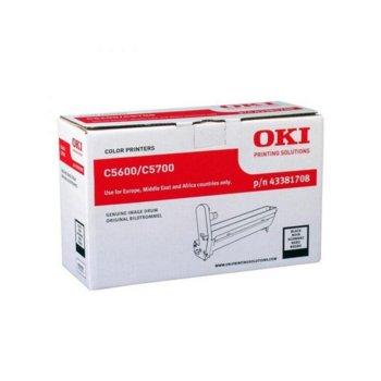 КАСЕТА ЗА OKI C 5600/5700 - Black Drum product