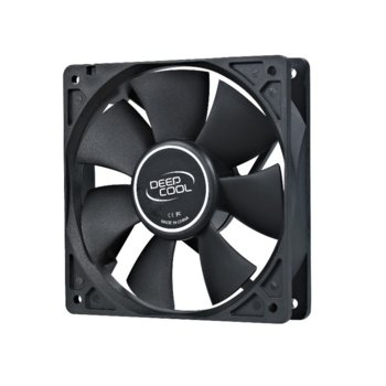Вентилатор 120mm, DeepCool XFAN 120, 3 pin + Molex (4 pin), 1300 rpm image