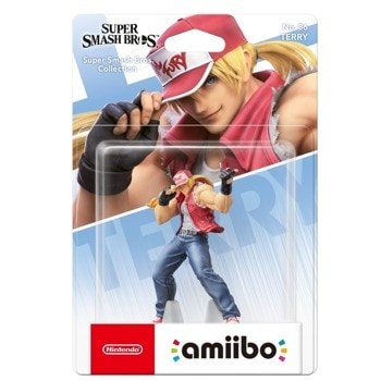 Фигура Nintendo Amiibo -Terry [Super Smash], за Nintendo Switch image