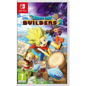 Dragon Quest Builders 2 Nintendo Switch product