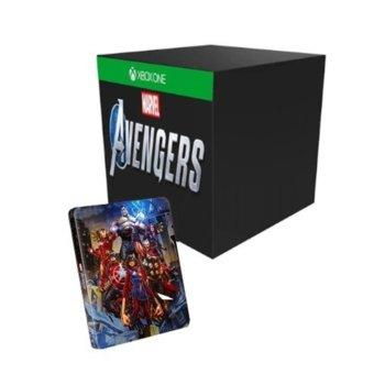 Игра за конзола Marvel's Avengers - Earth's Mightiest Edition, за Xbox One image