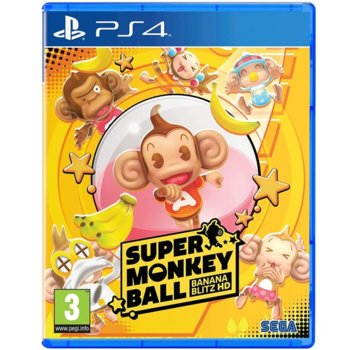 Игра за конзола Super Monkey Ball: Banana Blitz HD, за PS4 image